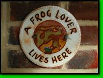 Frog lovers of the world unite